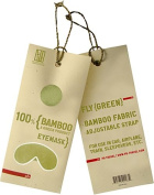 Bamboo Eyemask (Green Tea)