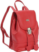 Leather Mini Backpack Purse