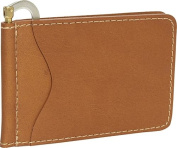 Bi-Fold Money Clip (Saddle)