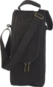 Single Bottle Carrier (Black)