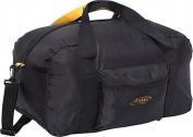 """22""""Carry-On Nylon Duffel Bag With Pouch"""