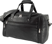 Koskin Leather Sport / Travel Carry-On Duffel Bag