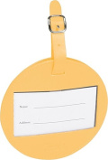 Color Circle Luggage Tag