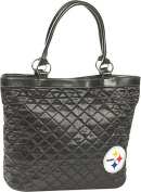 Quilted Tote - Pittsburgh Steelers