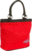 Quilted Tote - Washington Capitals