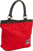 Quilted Tote - Carolina Hurricanes