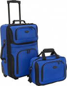 Rio 2-Piece Lightweight Carry-On Luggage Set