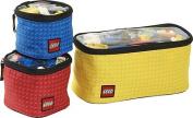 3-Piece Toy Organizer Cubes