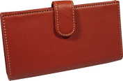 Rio Checkbook Cover (Red)