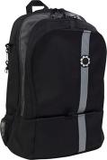 Backpack Retro Stripe Diaper Bag