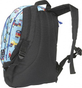 Olive Kids Trains Planes & Trucks Sidekick Backpack