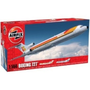 Airfix A04177 Boeing 727 1:144 Scale Series 4 Plastic Model Kit