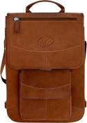 "Premium Leather 13"" MacBook Pro Flight Jacket w/ Backpack Option"