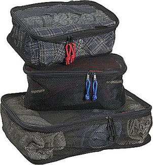 Packing Cube Set (Black)