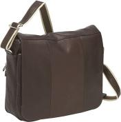 Expandable Laptop Messenger Bag