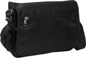 Everest 059-BK 600 Denier Polyester Casual Messenger Bag