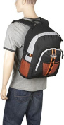 Backpack with Dual Mesh Pocket