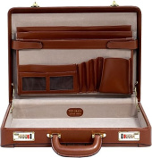 Lawson Leather Attache Case
