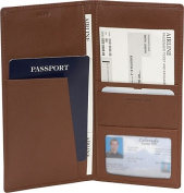 RFID Blocking Passport Ticket Holder