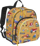Olive Kids Under Construction Pack 'n Snack Backpack