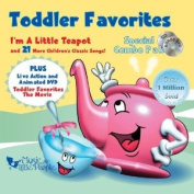 Toddler Favorites [Digipak]