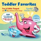 Toddler Favorites [Digipak]