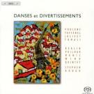 Danses Et Divertissements [Super Audio CD - DSD, Import]