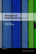 Principles of Employment Law