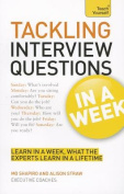 Tackling Interview Questions in a Week
