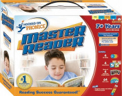 Hooked on Phonics Master Reader [With 4 CDROMs and 4 Easel Books and Sticker(s) and 64 Story Cards and Poster and 4 Hardcover Books