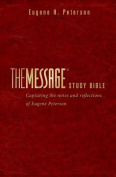 Message Study Bible-MS