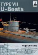 Type V11 U Boats (Shipcraft)