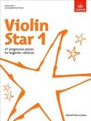 Violin Star 1, Accompaniment Book (Violin Star