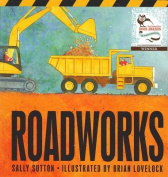Roadworks Board Book [Board book]