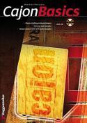 Cajon Basics, English Edition Book/CD Set