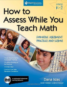 How to Assess While You Teach Math