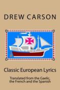 Classic European Lyrics