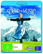 The Sound of Music [Region B] [Blu-ray]