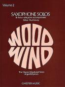 Tenor Saxophone Solos - Volume 2