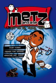 Metz and Bop and the Big Library Theft