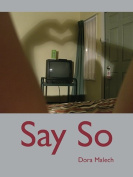 Say So (New Poetry)