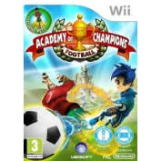 Academy of Champions - MotionPlus and Wii Fit Compatible