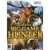 Cabelas Big Game Hunter Game Wii