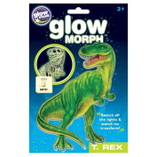 The Original Glow Stars Company - Glow Morph T Rex