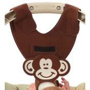 Bebe Bottle Sling - Brown Monkey
