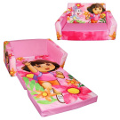 Dora the Explorer Flip Sofa with Slumber