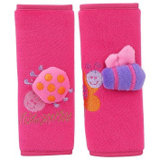 Especially for Baby Plush Strap Cover - Green