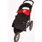 Tivoli Couture Miracle Wrap Bunting System - Red/Black