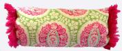 Padalily Car Seat Handle Cushion - Pink Paisley