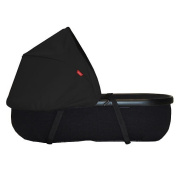 Phil and Teds Classic/Sport/Dash Peanut Bassinet In Black